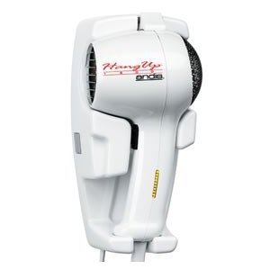 Andis Wall-mounted Hair Dryer with Built-in ALCI & Light