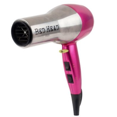 Bed Head 1875 Watt  Turbo Ionic Pink Hair Dryer