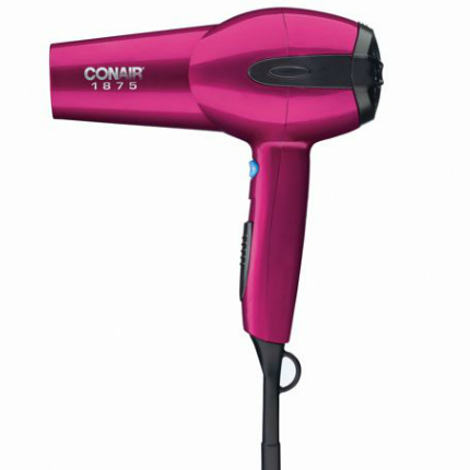 Conair Tourmaline Ceramic 1875-Watt Hair Dryer, Model 225UT