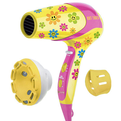 Hot Tools Beauty Skins Daisy 1875 Watt Hair Dryer
