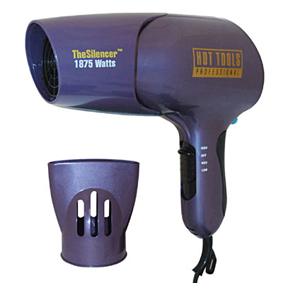 Hot Tools Professional Silencer Hair Dryer
