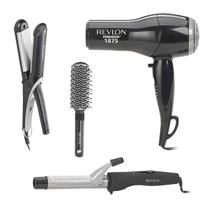 Revlon Hair Appliances Professional Ionic and Ceramic Styling Set