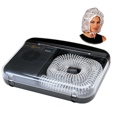 Gold'N Hot Professional Jumbo Soft-Bonnet Hair Dryer