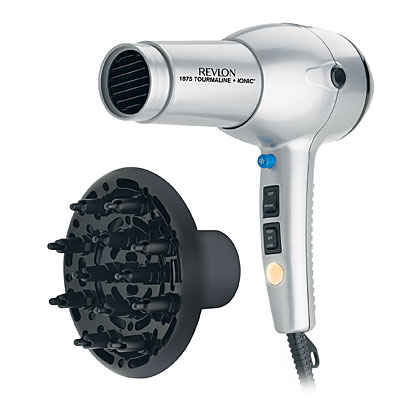 Hair Dryer on Revlon Tourmaline 1875 Watt Hair Dryer  Rv544
